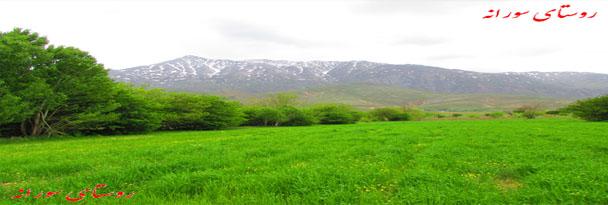 وبلاگ روستای سورانه