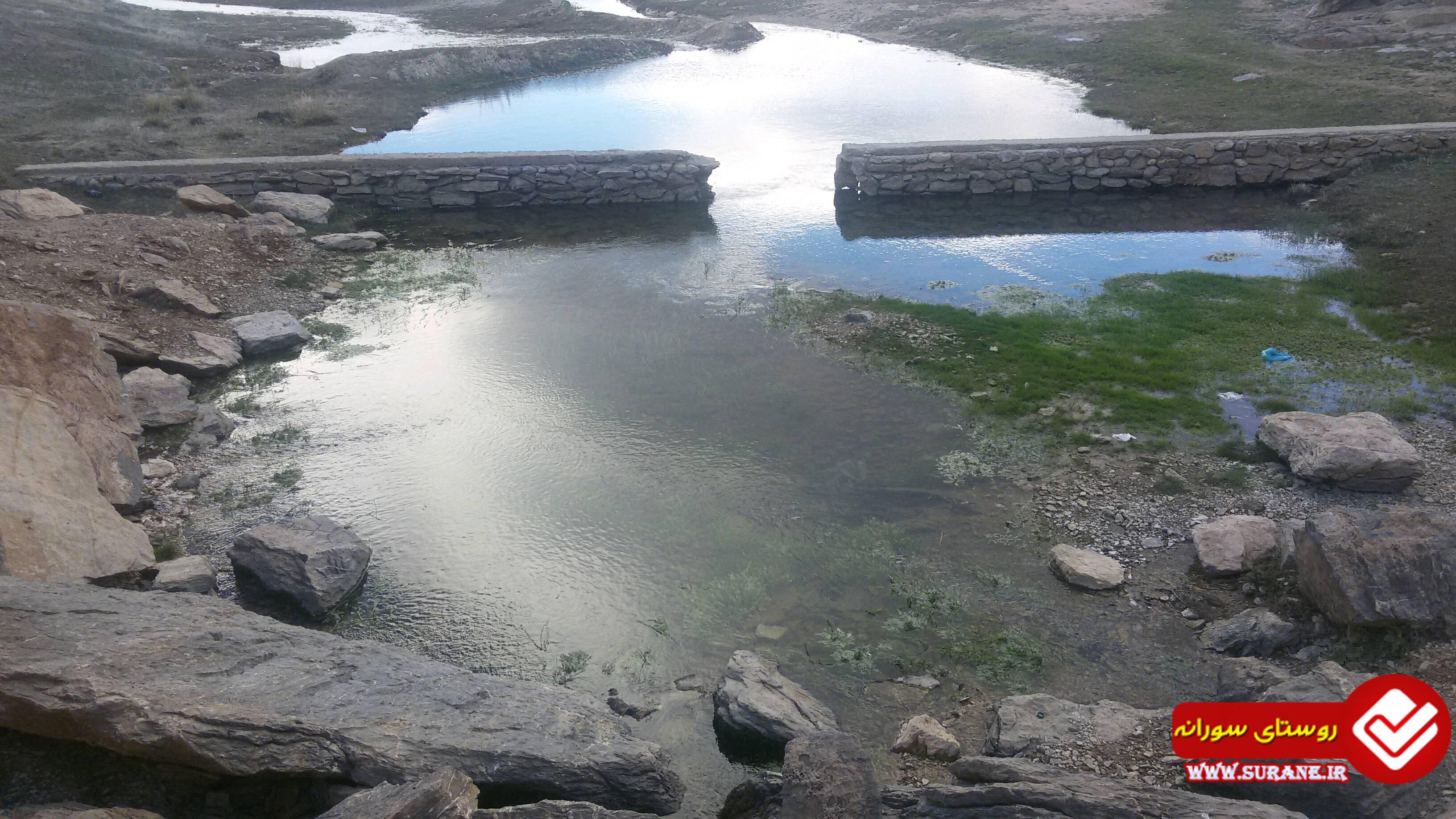 سراب روستای سورانه